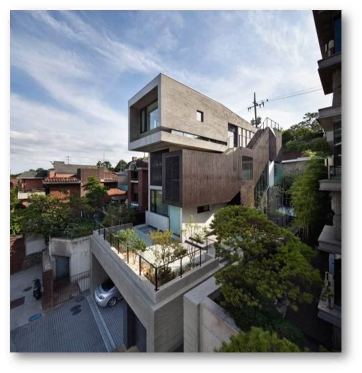 دانلود پاورپوینت طراحی خانه ای برای سه نسل متفاوت(نمونه مشابه مسکونی)