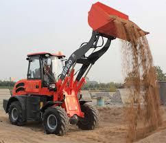 پاورپوینت ماشین آلات راهسازی و ساختمانی انواع لودر و کاربردهای آن در 52 اسلاید